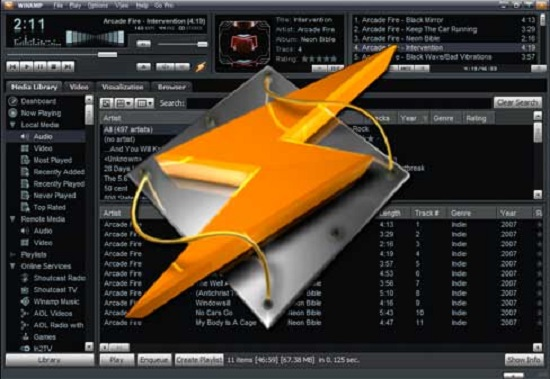 Winamp-Features