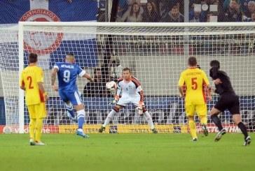 AMICAL. Albania – România 0-1