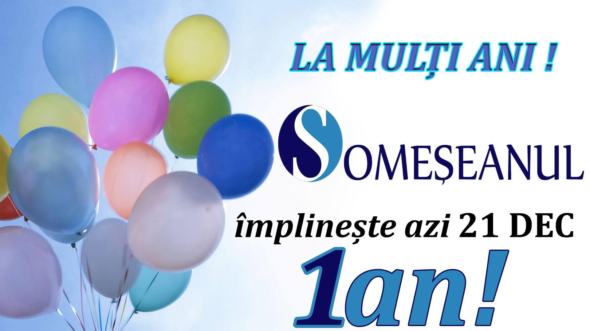 1 an Someseanul