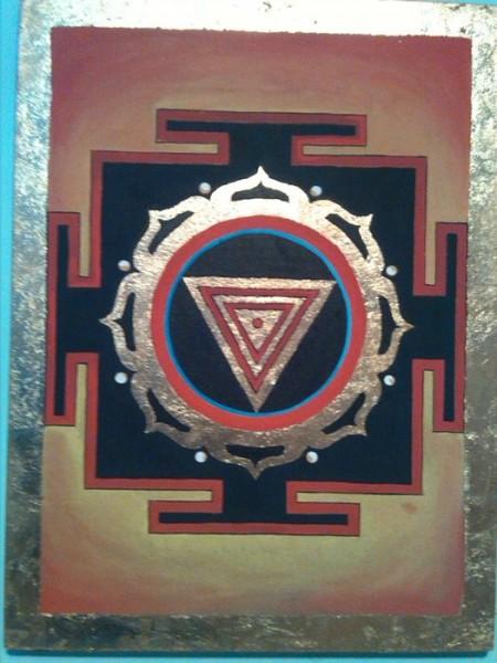 Kali Yantra este forta cosmica a timpului