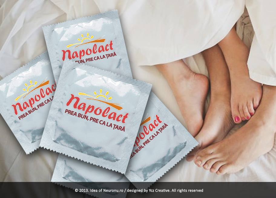 prezervative napolact