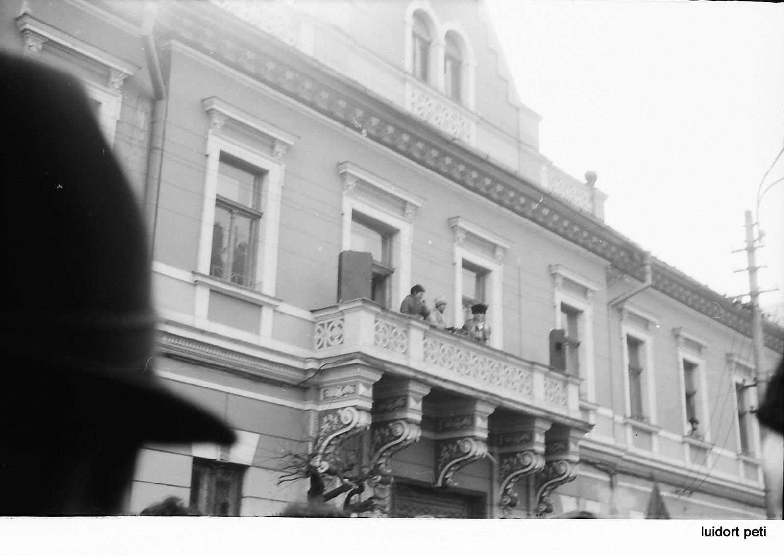 Revolutie decembrie 1989 Dej - 4