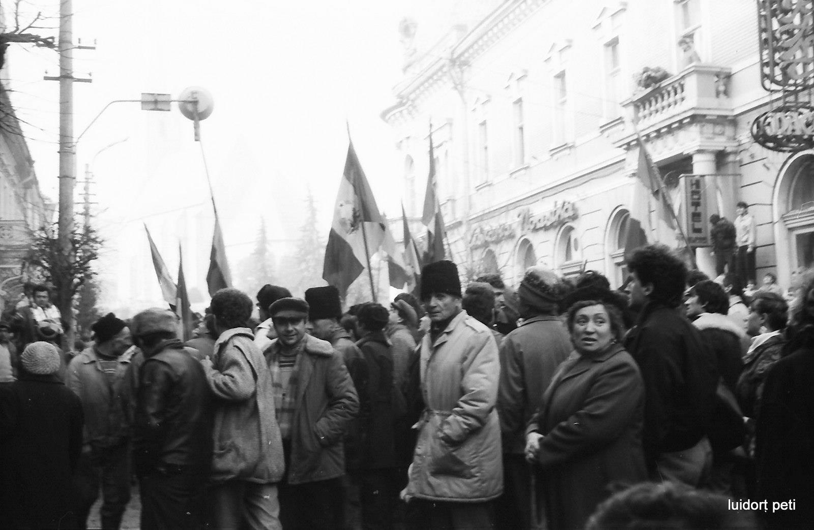 Revolutie decembrie 1989 Dej - 6