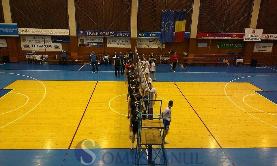 Unirea Dej CSM Bucuresti volei