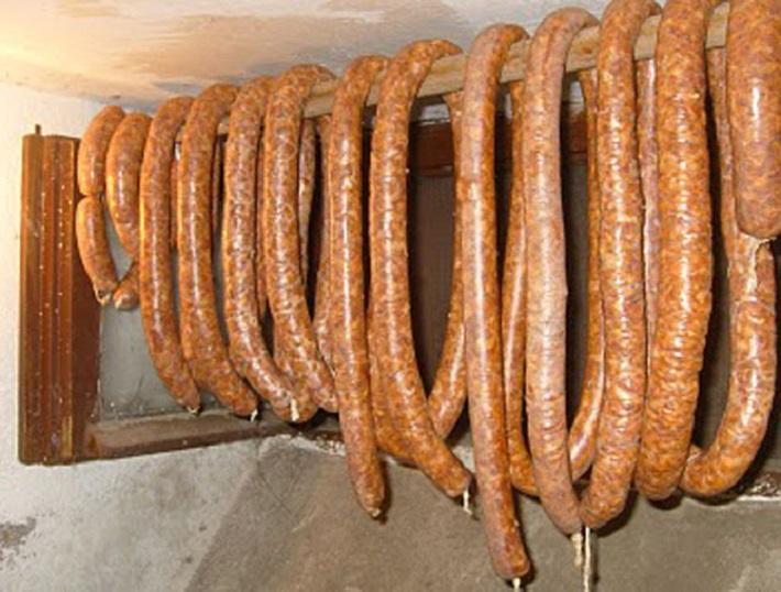 carne de porc - carnati