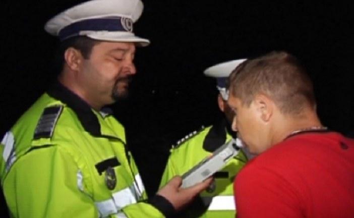Șofer din Cluj prins la volan cu o alcoolemie record. Acesta a fost reținut pentru 24 de ore