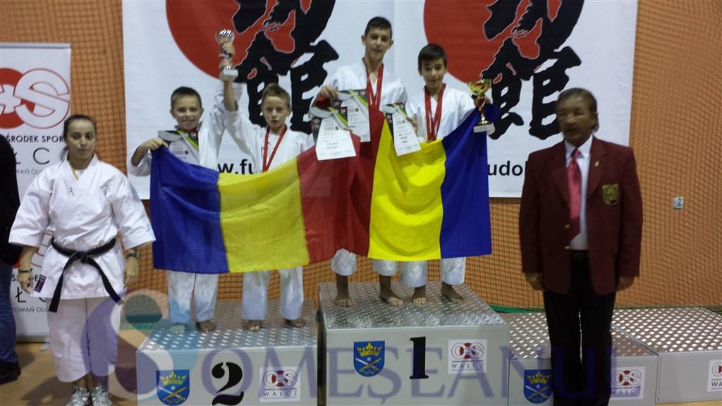 karate Gloria Dej - Polonia (6)