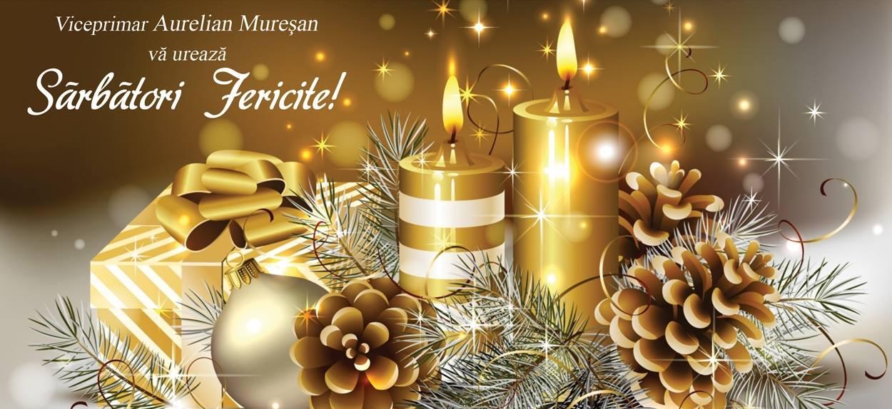 mesaj craciun Aurelian Muresan