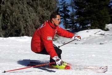 Michael Schumacher a ieșit din comă