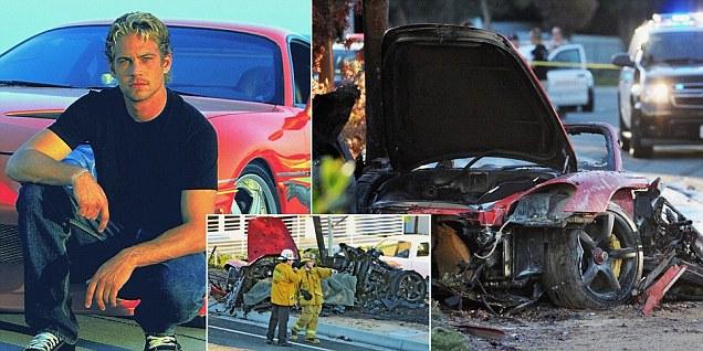 paul walker car crash 1