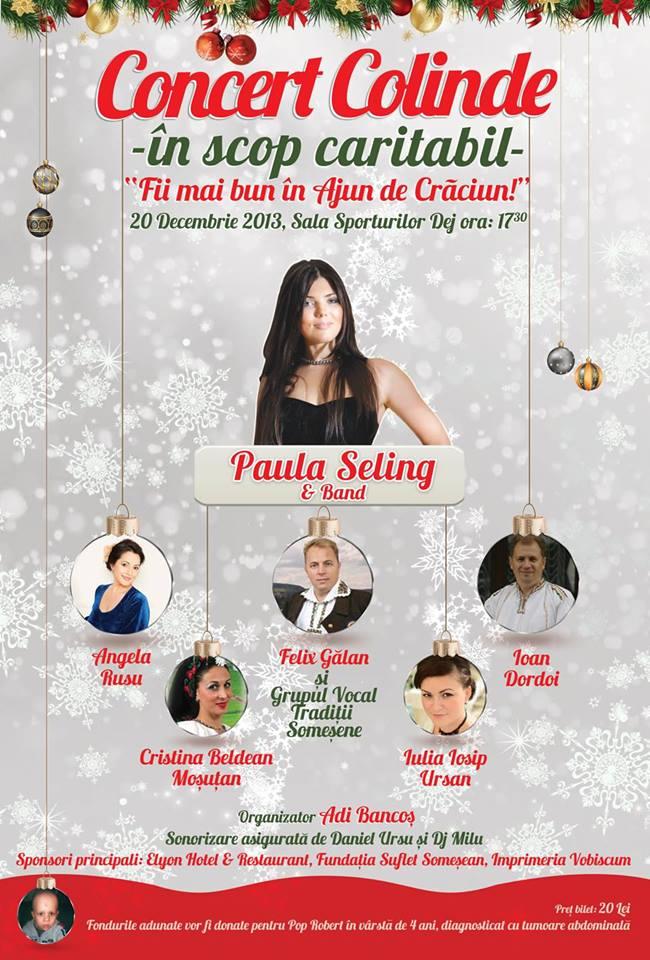 paula seling-concert caritabil-dej