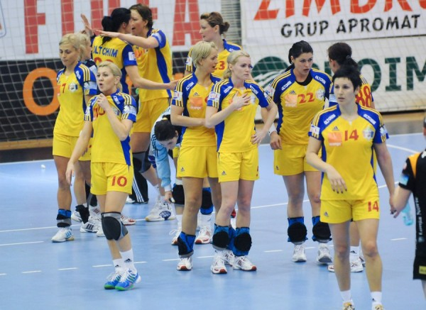 romania handbal feminin