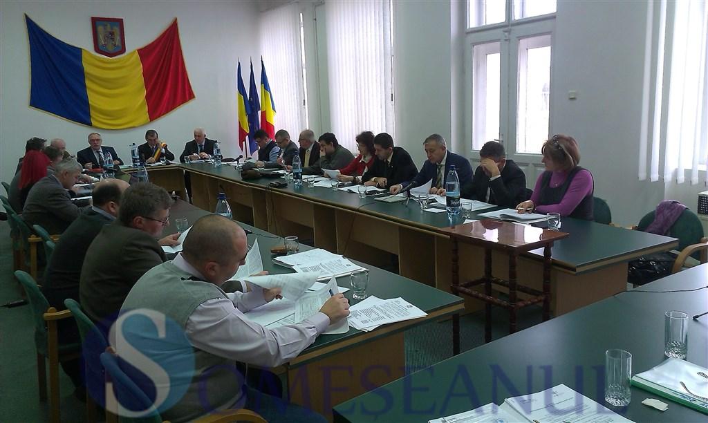 sedinta Consiliul local Dej decembrie 2013 (1)