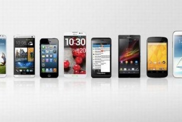 Top 10 cele mai bune smartphone-uri ale anului 2013