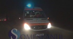 someseanul-accident 4 masini dej - 5 - ambulanta