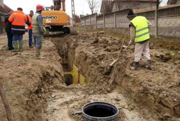Extinderea rețelelor de alimentare cu apă și canalizare, aprobată de îndată la Dej