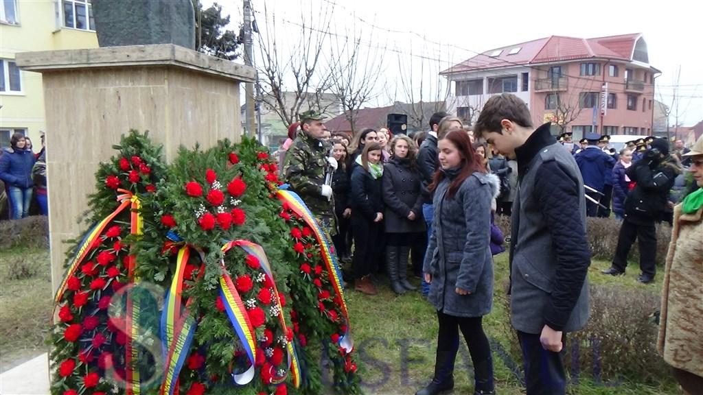 Ziua Mihai Eminescu la Dej (1)