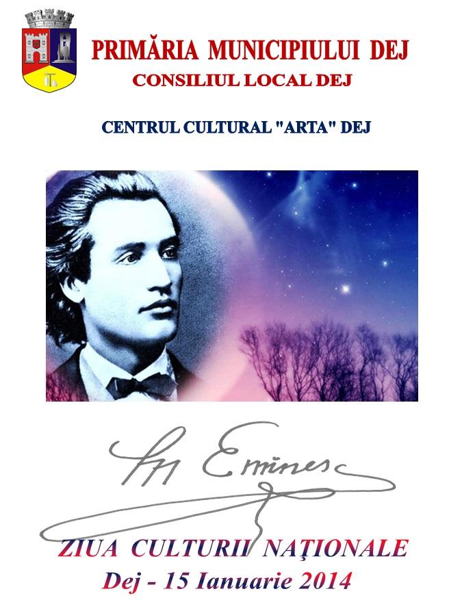 Ziua Mihai Eminescu la Dej