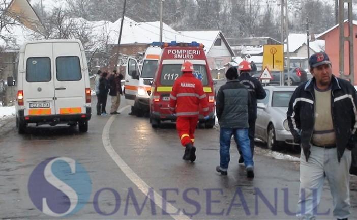 Neatenţia la volan face victime in județul Sălaj