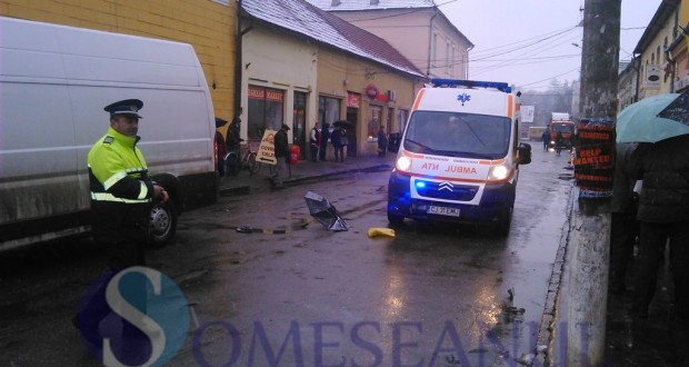 accident-gherla-pieton (1)