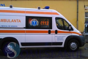 Pieton accidentat grav pe o stradă din Cluj