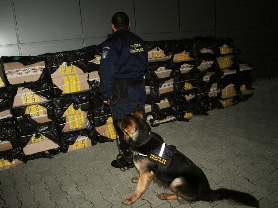 politia de frontiera-contrabanda