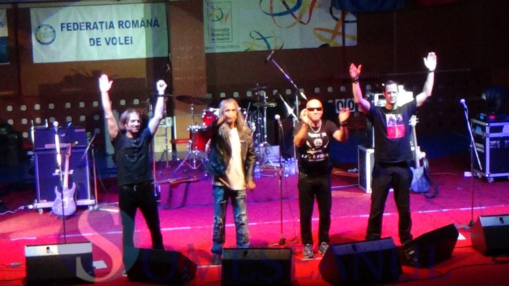Cristi Minculescu - concert Dej (1)