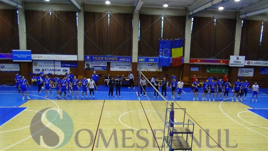 VOLEI Unirea Dej - SCMU Craiova 0-3 (1)