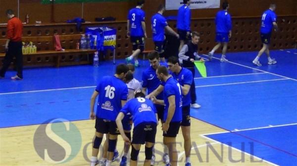 VOLEI Unirea Dej - SCMU Craiova 0-3 (3)