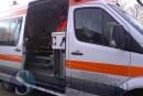 Un șofer beat s-a izbit cu mașina de un stâlp