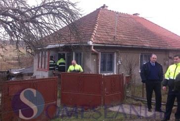 EXCLUSIV. Două persoane au fost găsite inconştiente într-o locuinţă din Dej FOTO/VIDEO