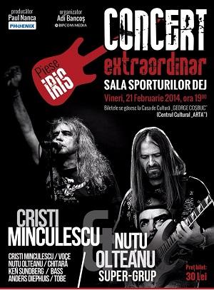 concert cristi minculescu