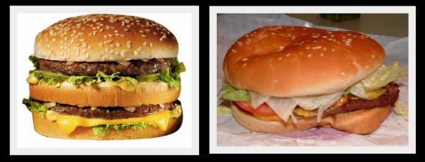 fast food mancare mcdonalds