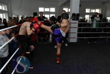Concurs de kickboxing K1, la Dej GALERIE FOTO