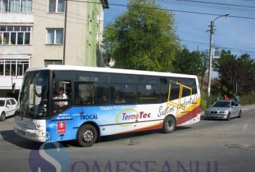 Tarifele pentru transportul public în comun la Dej, stabilite în ultima ședință a Consiliului Local – VIDEO