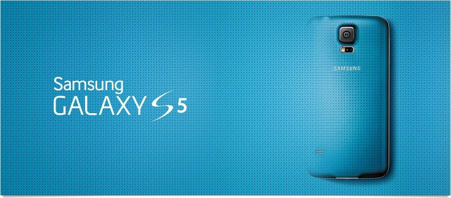 Samsung a lansat Galaxy S5 – Primele poze oficiale și specificații