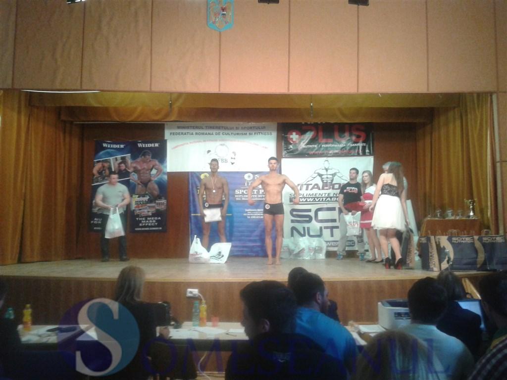 Campionatul national de culturism etapa zonala - Gherla (1)