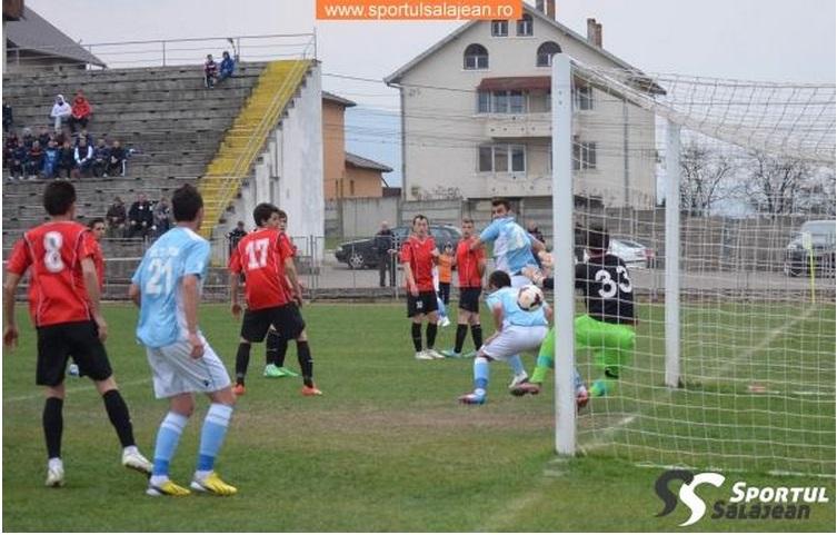 FC Zalau - Unirea Dej 3-0