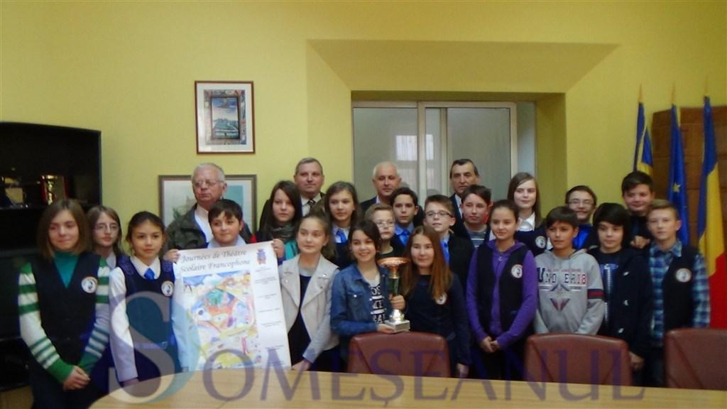 Francofonii de la Clubul Copiilor Dej s-au intors din Italia (1)