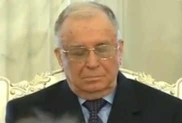 """Traian Băsescu """"i-a dat somn"""" lui Ion Iliescu – VIDEO"""