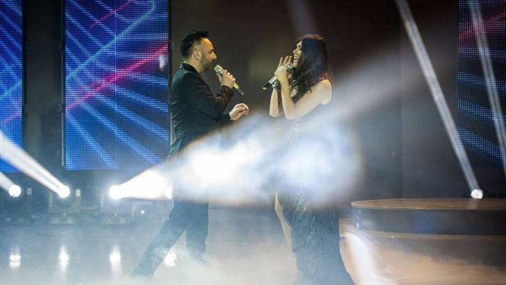 Paula Seling - Ovi - Miracle - Eurovision 2014