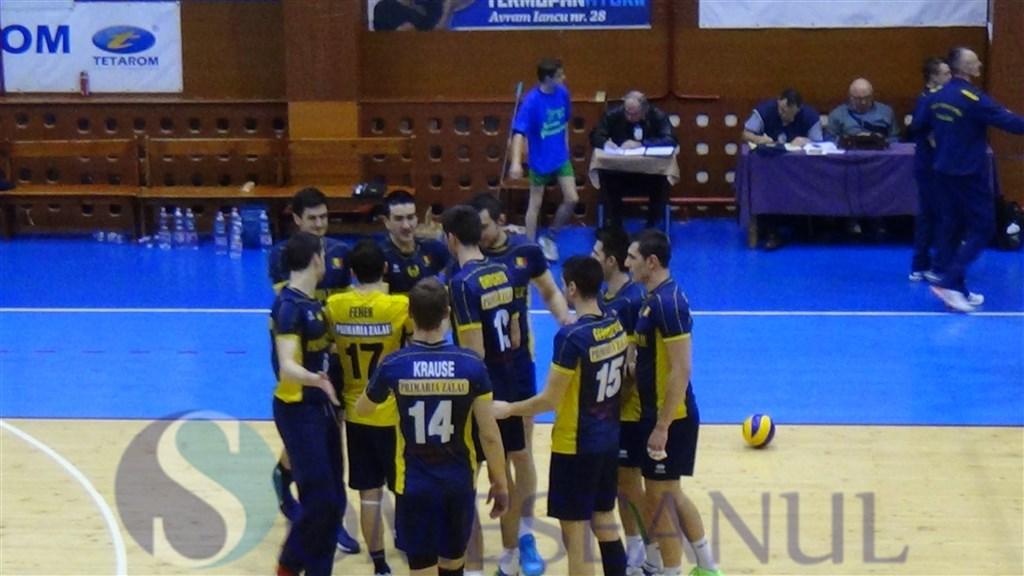 Unirea Dej - CSVM Zalau - Cupa Romaniei - volei (2)