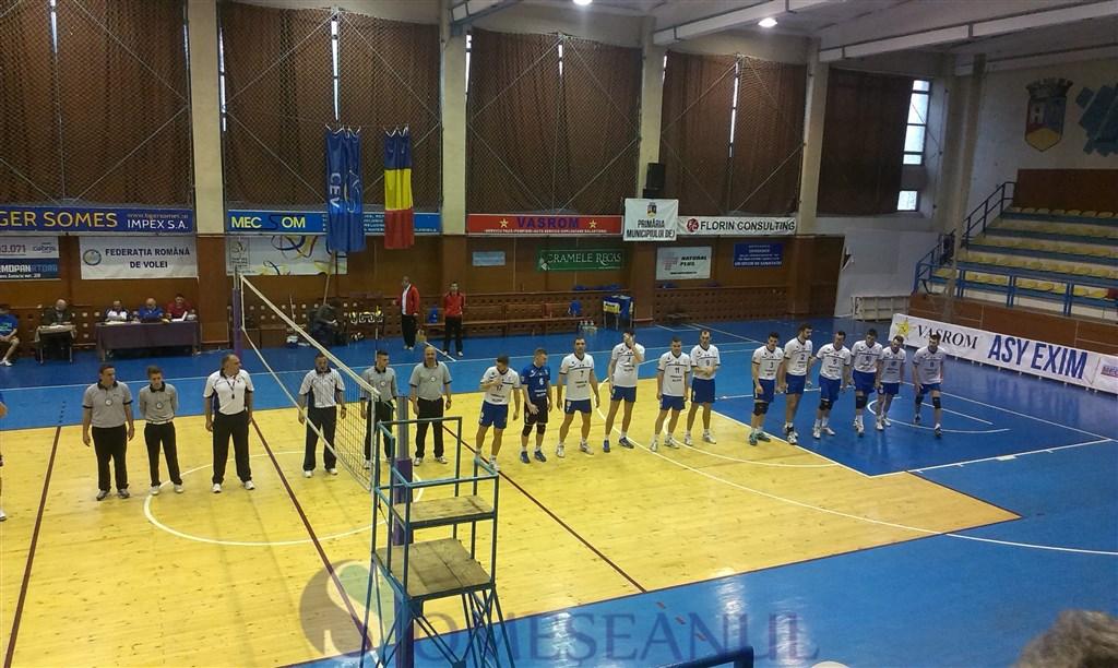 Unirea Dej - Phoenix Simleu Silvaniei playoff faza 2 volei (4)