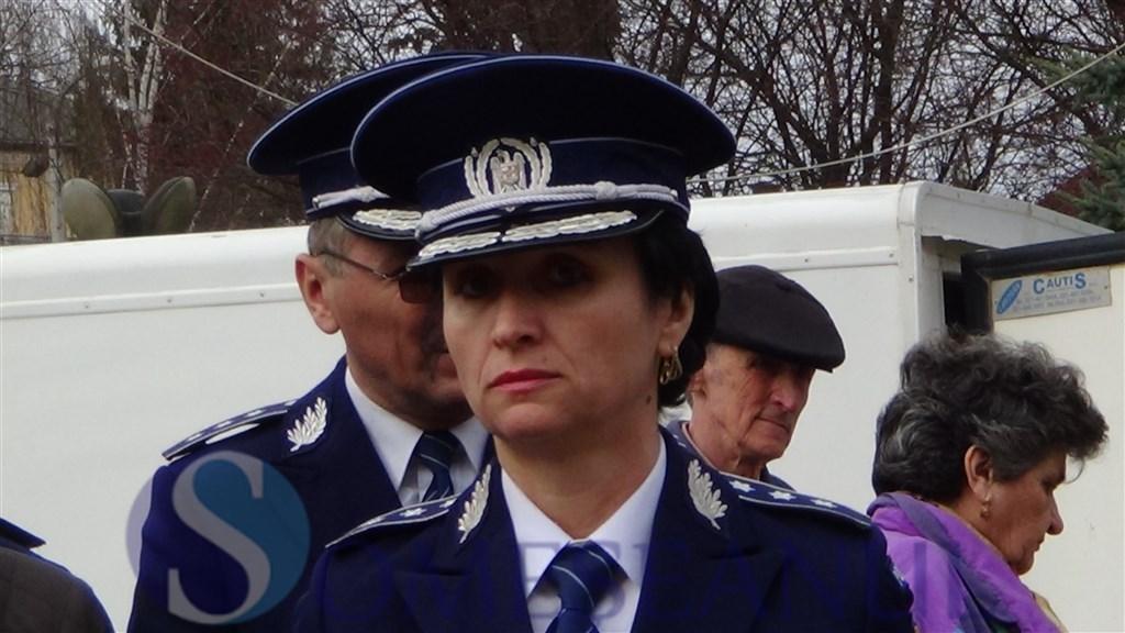Ziua Politiei Romane la Dej (13) Mariana Ilies