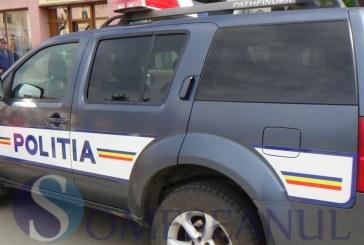 Maramureşeni cercetaţi de poliție, după ce au furat băuturi alcoolice, ţigări şi produse alimentare dintr-un magazin