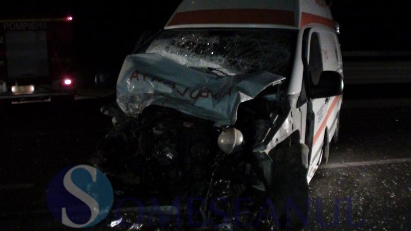 accident Ambulanta Dej (8)