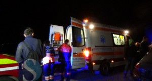 accident masina sub tir ambulanta (6)