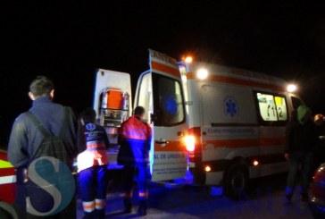 Două accidente grave pe raza județului Cluj