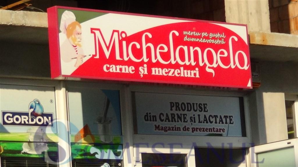 magazin carne michelangelo - someseanul.ro