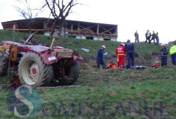 A MURIT STRIVIT de tractor